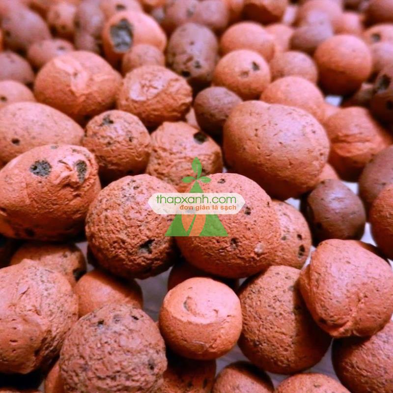 Sỏi nhẹ, hạt đất sét nung, sỏi leca, sỏi keramzit